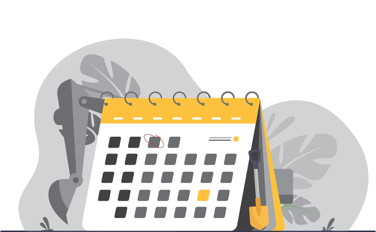 uexcavate schedule